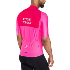 Etxeondo On Aero Maillot Manga Corta Hombre, pink